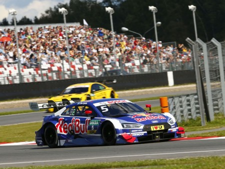 Audi está de moda en el DTM