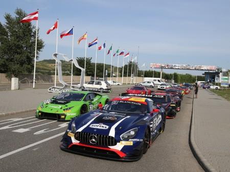La Blancpain Sprint Cup puede decidirse en Hungría