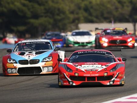 La FIA abre la licitación de la GT3 Pro-Am World Cup