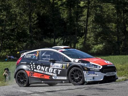 Mads Ostberg cambia de plan y 'pasa' del Rally de Alemania