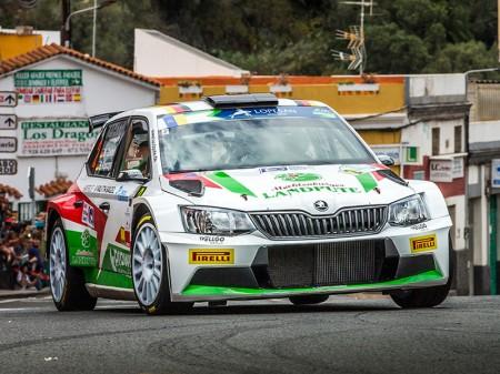 Marijan Griebel se gana un World Rally Car en el U28