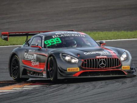 Maxi Buhk prepara su asalto a la Sprint Cup en Fuji