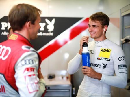 Nico Müller cambia el DTM por el rallycross en Lohéac