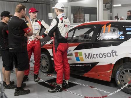 La vuelta de Toyota al WRC en un reportaje de 52 minutos