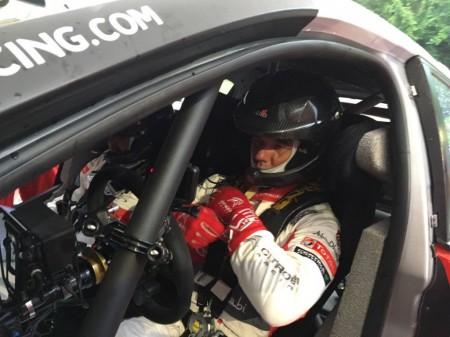 Sébastien Loeb debuta a los mandos del Citroën C3 WRC