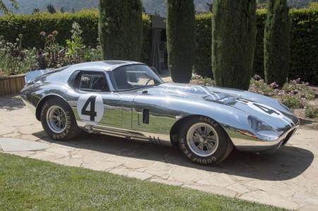 Shelby Daytona V8 427 big-block: el arma secreta de Carroll Shelby al descubierto