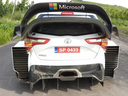 Test de Toyota y M-Sport para preparar el Rally de Alemania