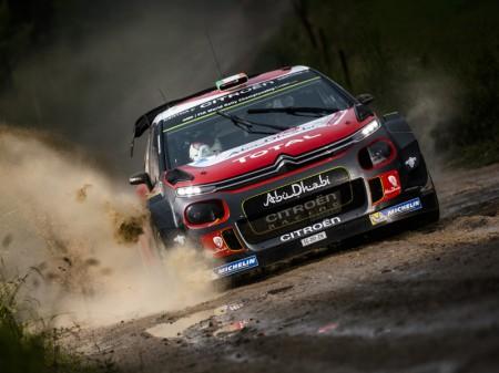 Turquía por Polonia en un WRC 2018 con trece pruebas