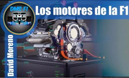 [Vídeo] El motor híbrido de la Fórmula 1