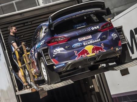 M-Sport tiene una cuenta por saldar en el Rally de Alemania