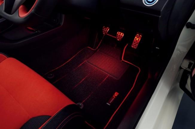 Honda Civic Type R 2017 - accesorios en Japón