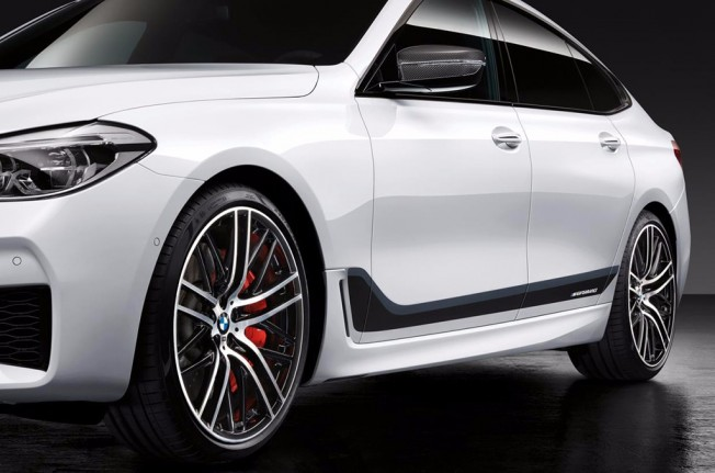 BMW Serie 6 GT 2018 - Accesorios M Performance