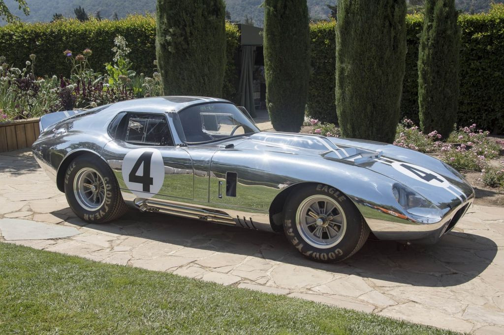 Shelby Daytona V8 427 big-block: el arma secreta de Carroll Shelby al descubierto