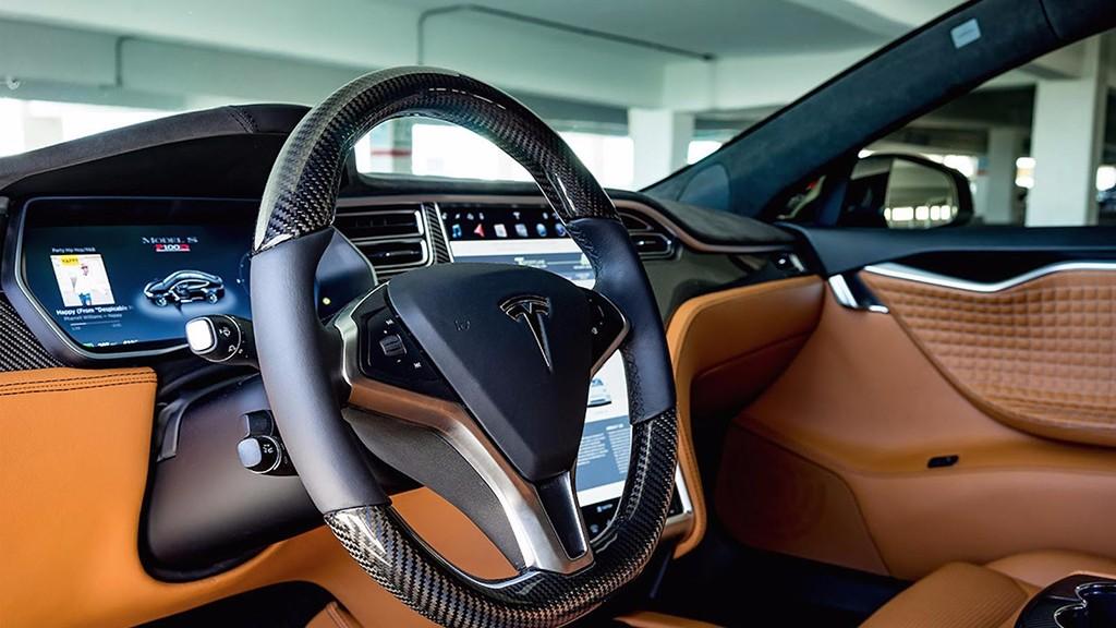 T Sportline lanza nuevas opciones para personalizar el interior de tu Tesla