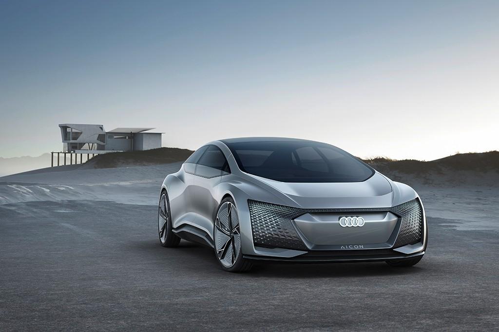 Audi Aicon: la conducción completamente autónoma según Audi