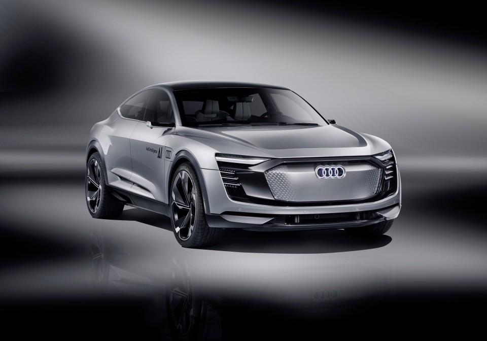 Audi Elaine concept, llega la conducción autónoma de nivel 4