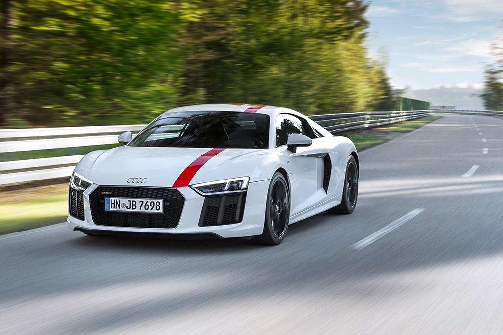 Audi R8 V10 RWS, la tracción trasera llega al deportivo alemán