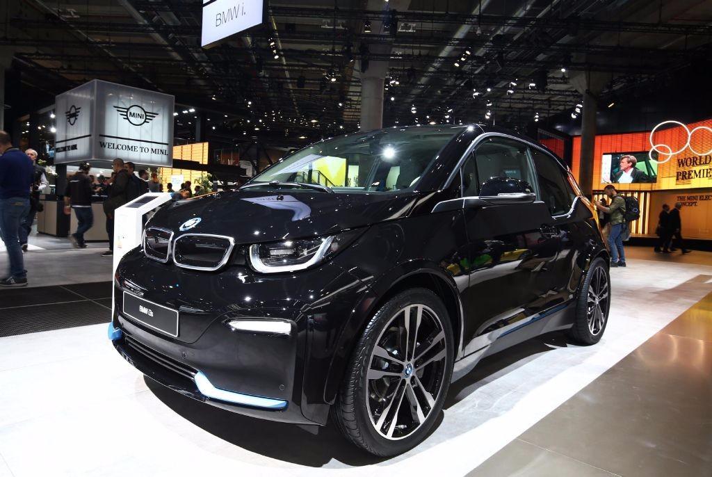 BMW i3S: nueva versión deportiva para el eléctrico alemán
