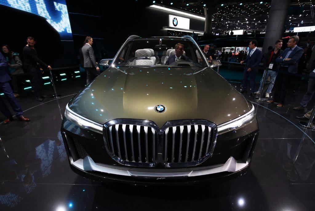BMW X7, la respuesta al Range Rover llegará en 2019