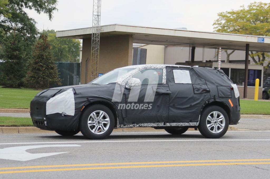 Chevrolet Blazer 2019: el misterioso SUV medio se deja ver de nuevo