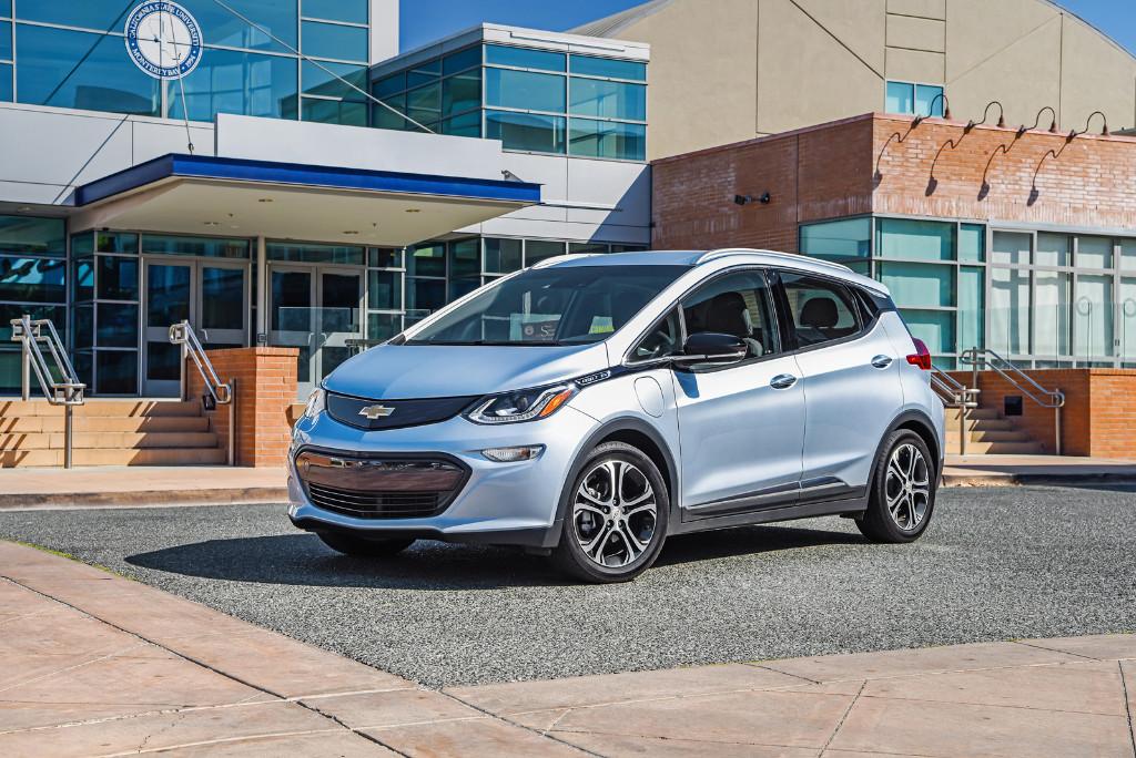 El Chevrolet Bolt ya está disponible en todo Estados Unidos