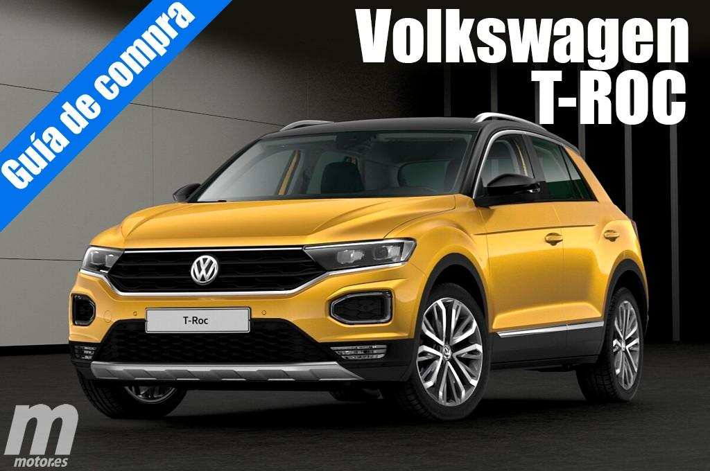 Guía de compra: Volkswagen T-ROC