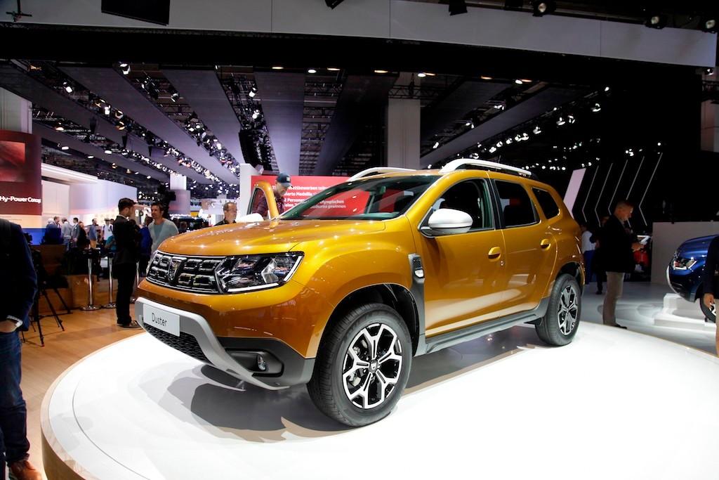 Dacia Duster 2018: se renueva por dentro y fuera