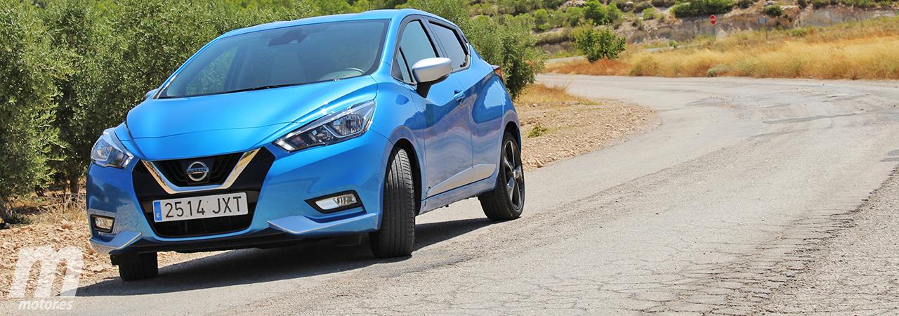 Prueba Nissan Micra 1.5 dCi 90 CV Tekna: eficiencia y seguridad por bandera
