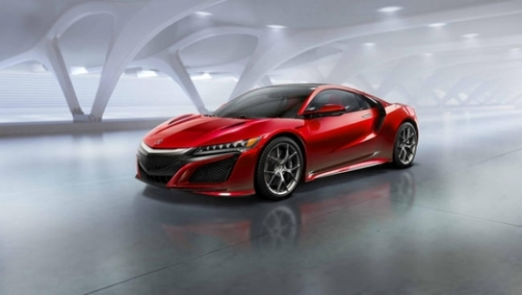 El nuevo Honda NSX es un éxito tecnológico pero todo un fiasco en ventas