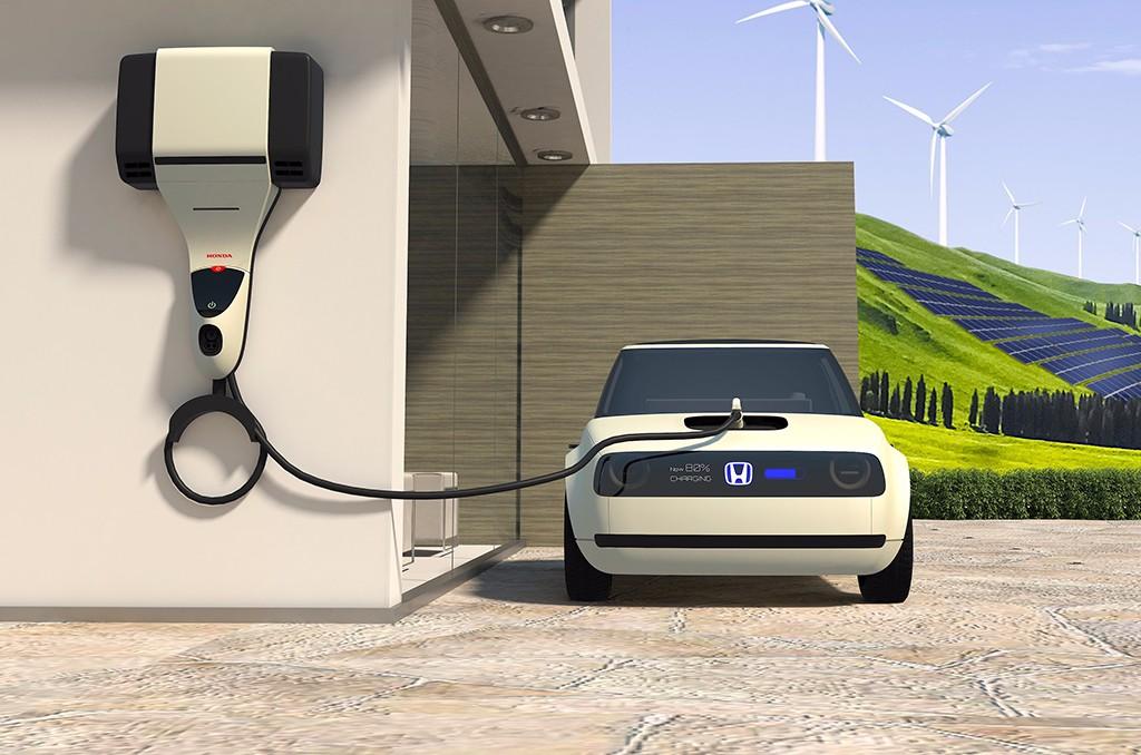 Honda Power Manager: buscando crear una red eléctrica inteligente
