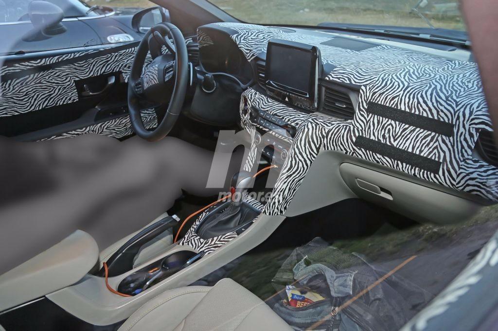 Nos asomamos al interior del Hyundai Veloster N 2018
