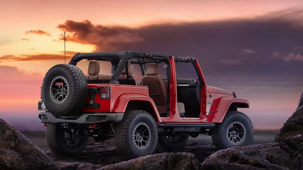 Todos los planes y nuevos modelos de Jeep para los próximos años