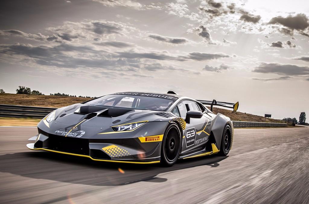 Lamborghini Huracan Super Trofeo EVO: la última creación de Squadra Corse