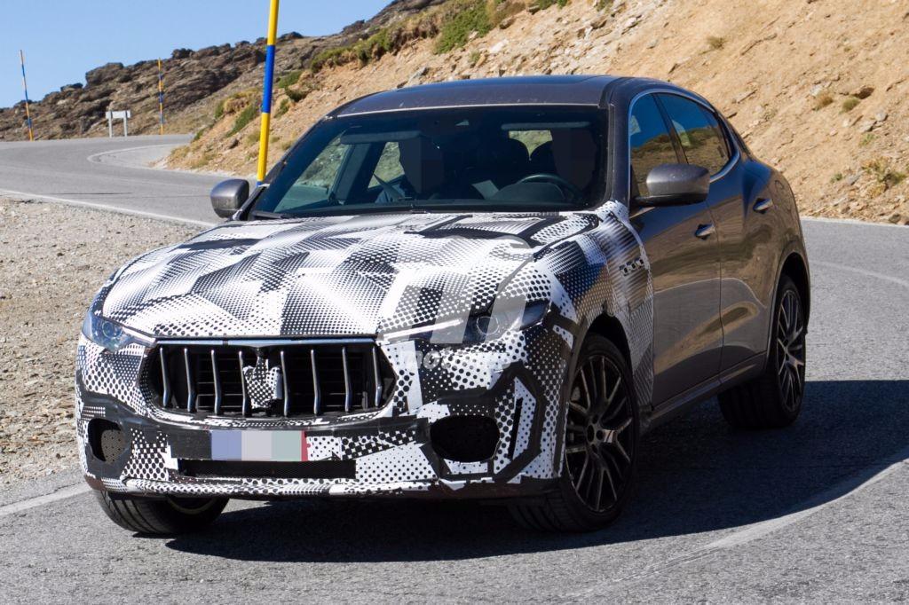 Maserati Levante GTS: la marca ya trabaja en una versión más radical