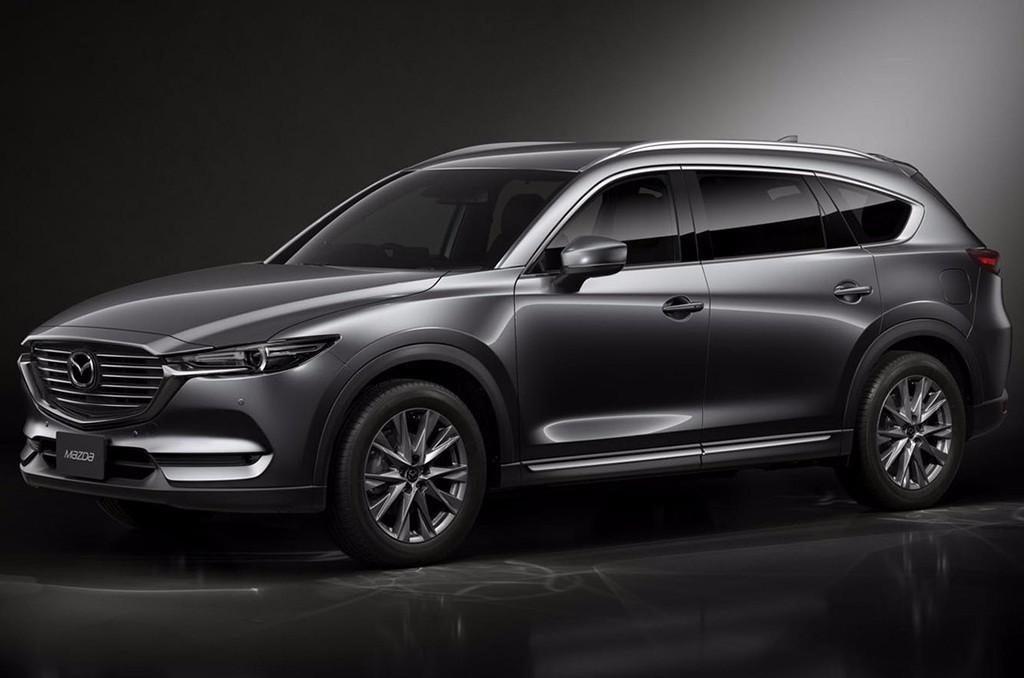 Mazda CX-8 2018: el nuevo SUV de 7 plazas ya es oficial en Japón