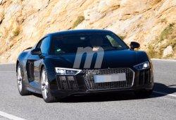 Audi R8 V6 2018: las primeras imágenes del nuevo R8 de 6 cilindros