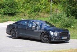 Bentley Continental Flying Spur 2019: primeras imágenes de la berlina de lujo