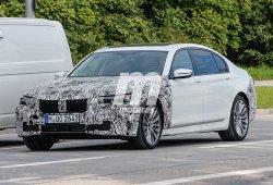 BMW Serie 7 2018: primeras imágenes de la próxima actualización