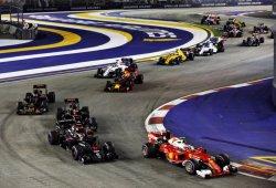 Así te hemos contado la carrera del GP de Singapur de F1 2017 en Marina Bay