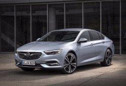 El Opel Insignia Grand Sport estrena un diésel biturbo en el Salón de Frankfurt