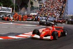 El Ferrari F2001 de Michael Schumacher a subasta en Nueva York