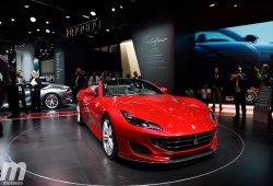 El nuevo Ferrari Portofino en vivo desde Frankfurt 2017