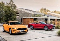 El nuevo Ford Mustang 2018 europeo se estrena en Frankfurt 2017