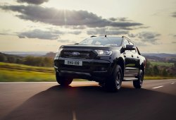 Ford Ranger Black Edition: un toque exclusivo para el modelo americano