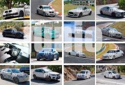 BMW X3 M 2018, Nissan Leaf 2018 y SEAT Ateca Cupra: fotos espía Junio 2017