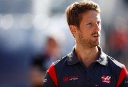 """Grosjean: """"Lo importante es que estoy bien, pero hemos perdido mucho tiempo"""""""