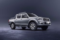 El Grupo PSA y ChangAn lanzarán un nuevo pick-up en 2020