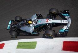 Hamilton gana en Monza sin despeinarse