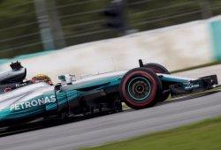 """Hamilton: """"Hoy es una verdadera sorpresa estar en la pole"""""""