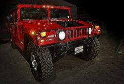 Hummer H1 Kreisel: 490 CV para el primer Hummer electrico de Schwarzenegger